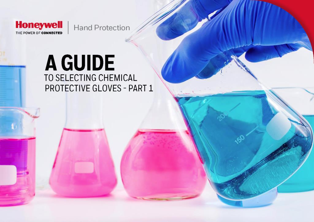 Honeywell Produce a guide to selecting chemical protective gloves