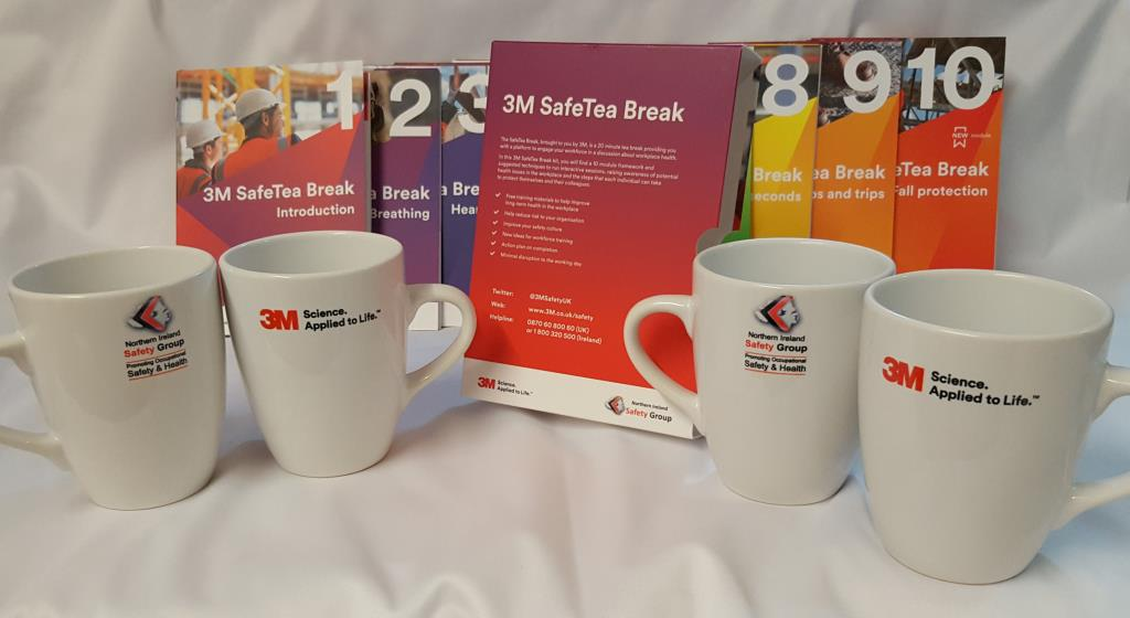 Launching the 3M/NI Safety Group 2019 SafeTea Break
