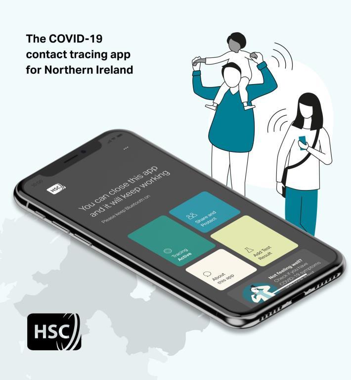Webinar: StopCovidNI smartphone app - Usage in the workplace