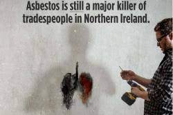 HSENI launches Asbestos Campaign – Always Ask for the Asbestos Register