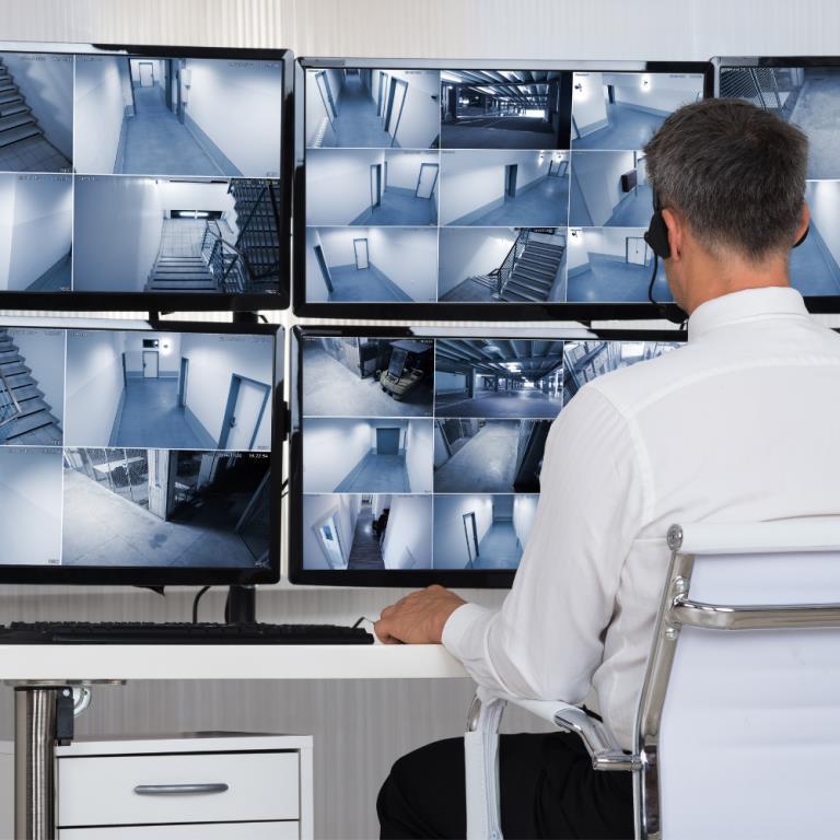 Defining a DSE user - CCTV