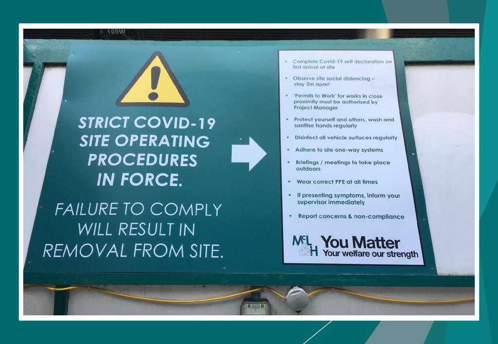 Managing the risk of COVID-19 in construction - The New Norm……?