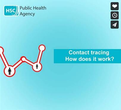 Use digital contact tracing