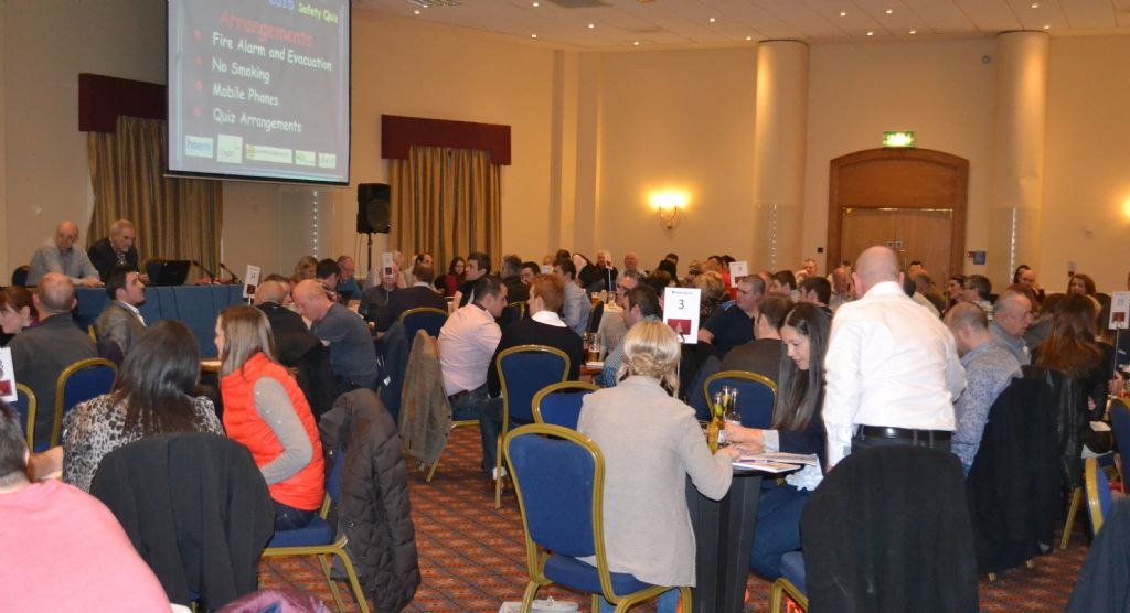 Free Entry to Annual Health & Safety Quiz | Northern Ireland