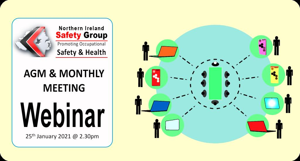 Webinar: AGM followed by networking