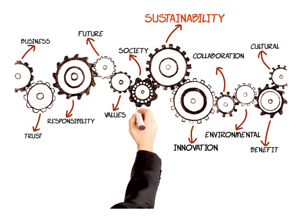 WEBINAR:  Sustainability and social value