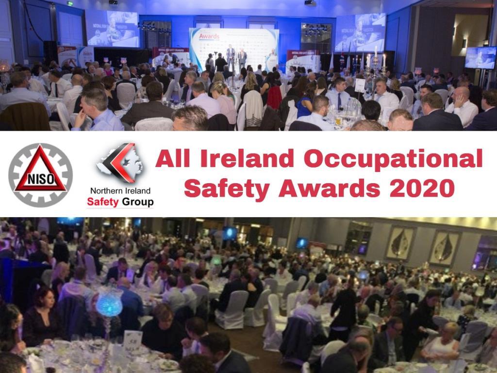 2020 All Ireland Safety Awards Workshop - COOKSTOWN