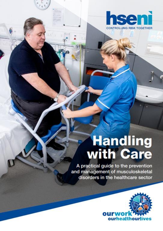 Handling with care - Back Care Awareness Week 4-8 October 2021