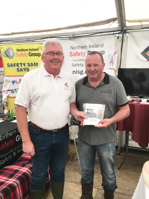 Farming sub-committee attends the Ballymoney Show