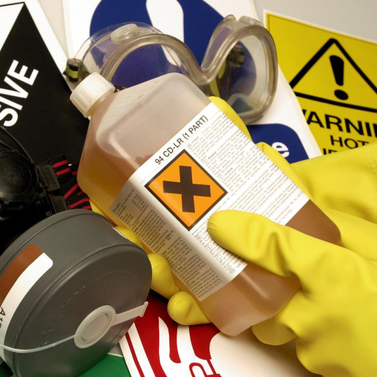 Chemical Safety Checklist