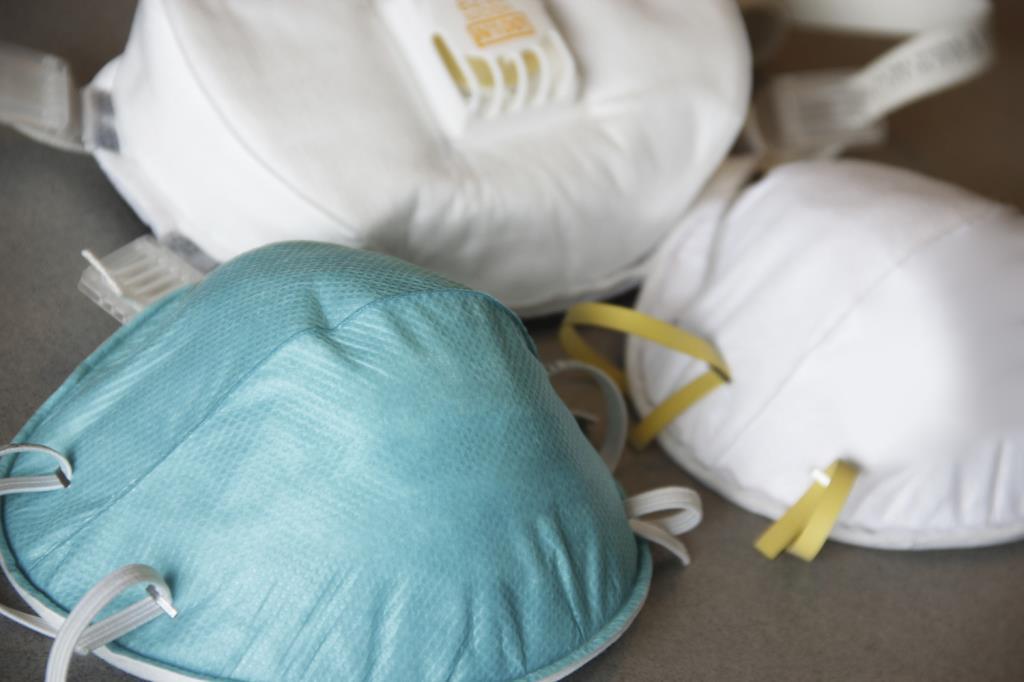 Coronavirus | non-compliant PPE