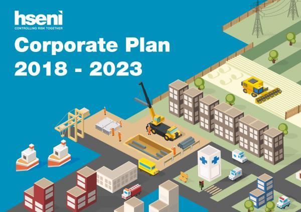 HSENI Corporate Plan 2018 - 2023