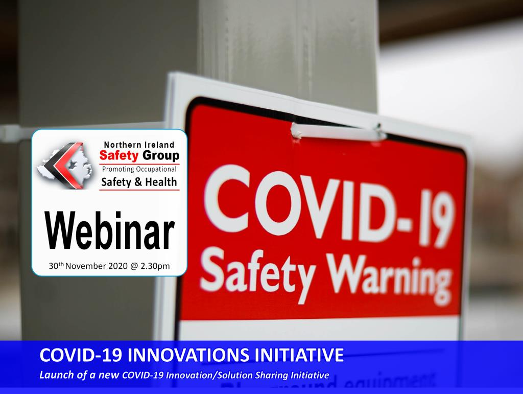 COVID-19 INNOVATIONS INITIATIVE - Launch of a new COVID-19 Innovation/Solution Sharing Initiative
