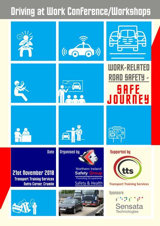 Safe Journey | Driving@Work Conference & Workshops