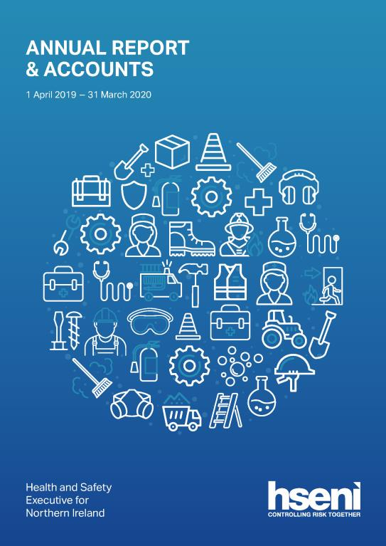 Health and Safety Executive Northern Ireland Annual Report and Accounts 2019-2020