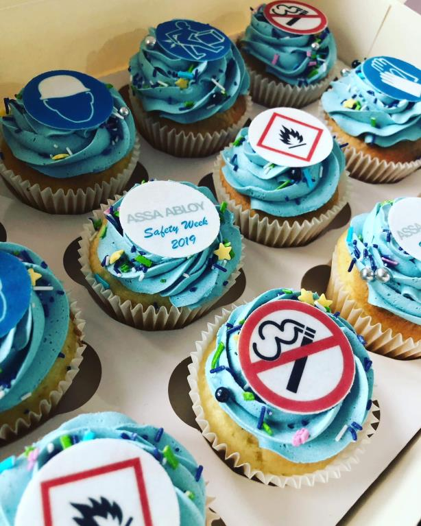 Safety Cupcakes