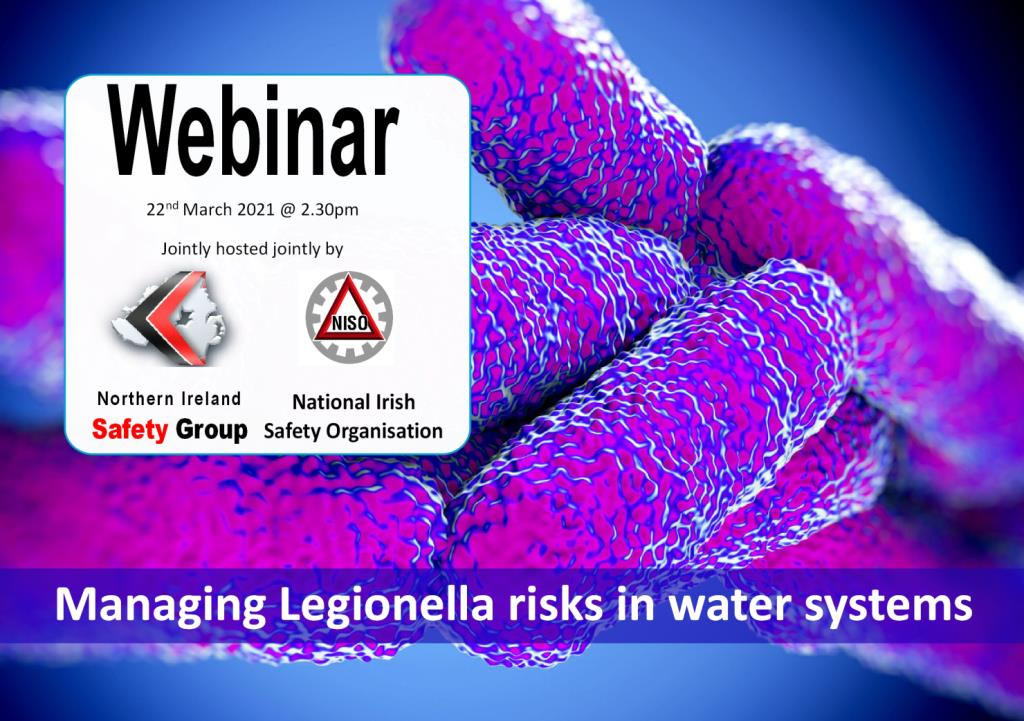 Weninar: Shaping the Future of Legionella Control