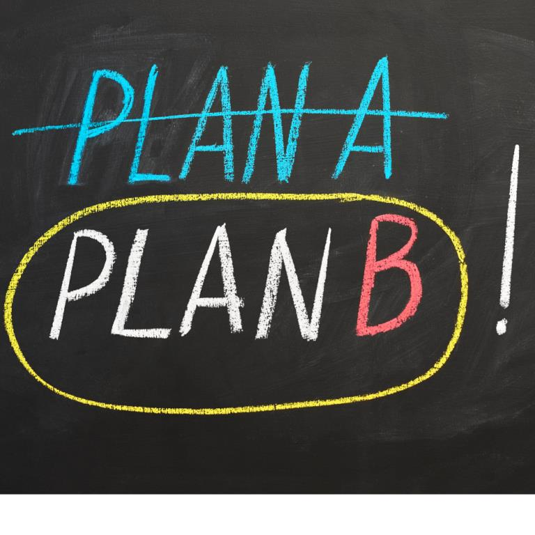 Businesses urged not to rely on Plan B