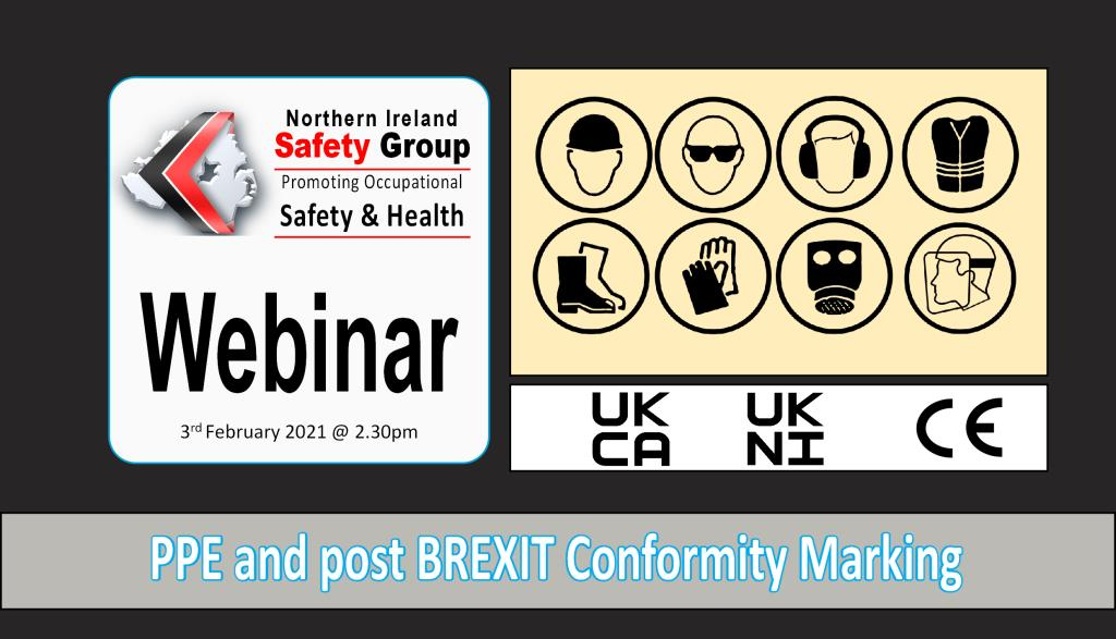 Webinar: PPE and post BREXIT Conformity Marking