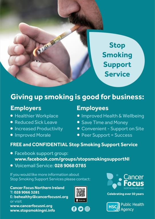 Stop Smoking Support Service